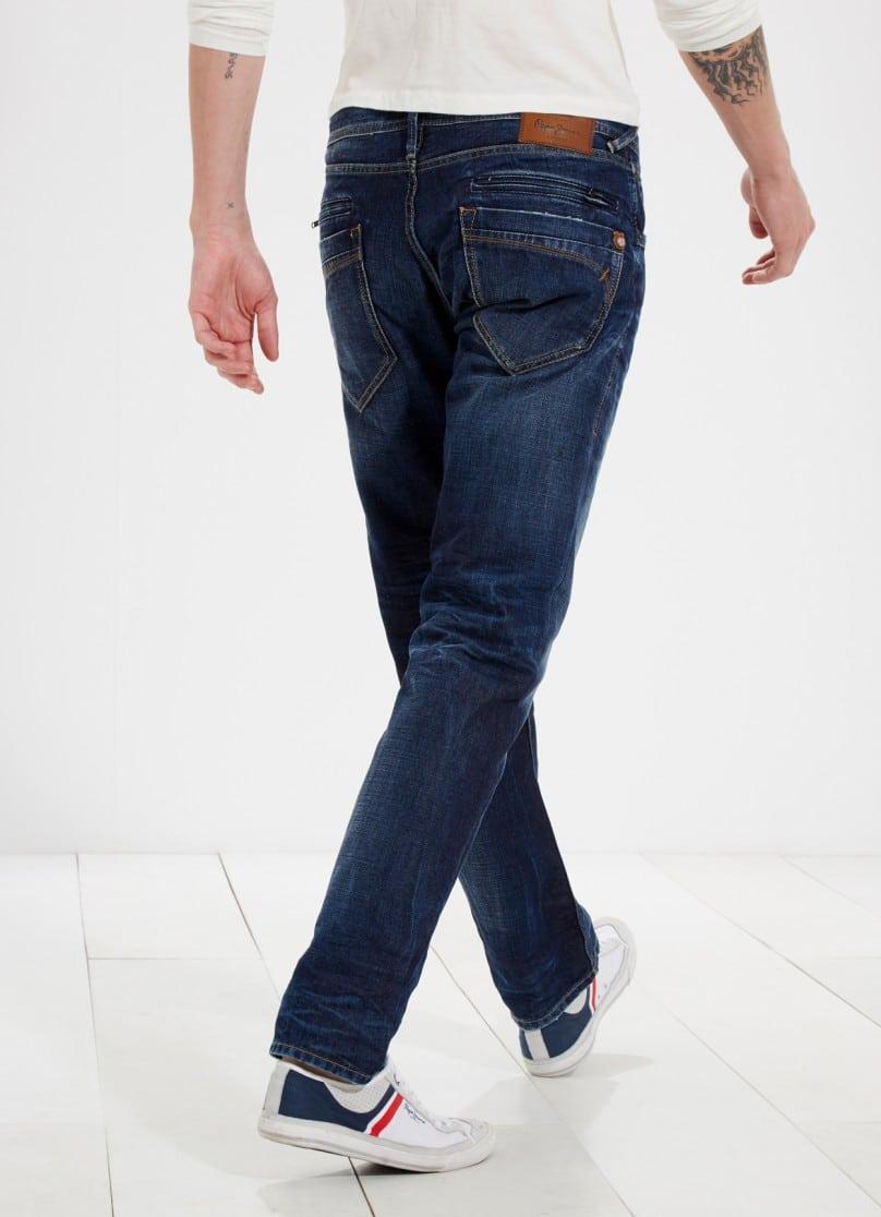 jeans pepe jean hoxton brooklyn pau. Black Bedroom Furniture Sets. Home Design Ideas