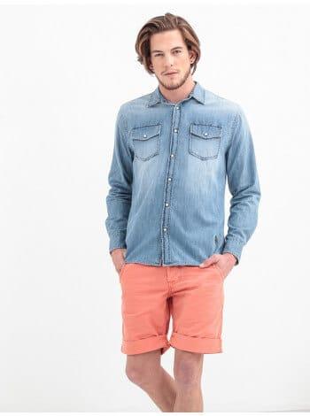 chemise-jean-maurizio-letempsdescerises-pau
