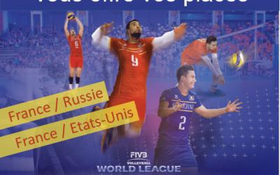 Gagnez vos places à la Ligue Mondiale de Volley-Ball 2017 avec Brooklyn