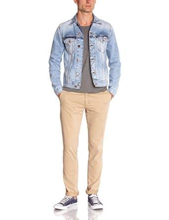DN SixtySeven - blouson - en jean - homme